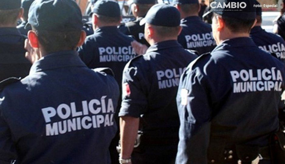 Policía Municipal de Atlixco impide robo en una gasera