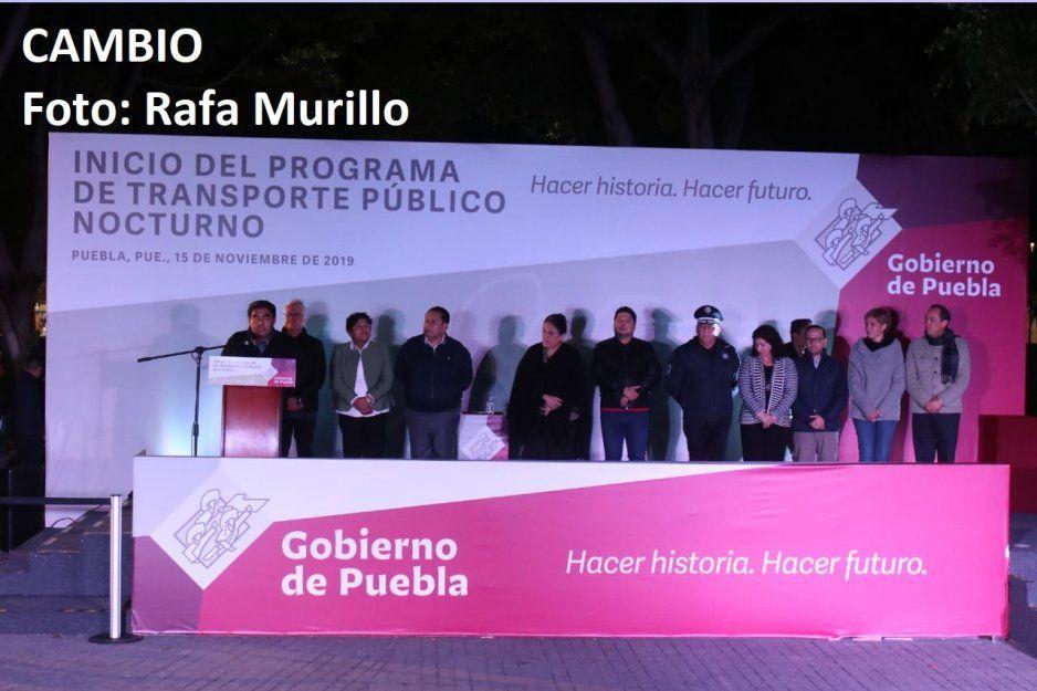 300 patrullas del arrendamiento de mil vehículos de seguridad llegarán a finales de este mes: Barbosa