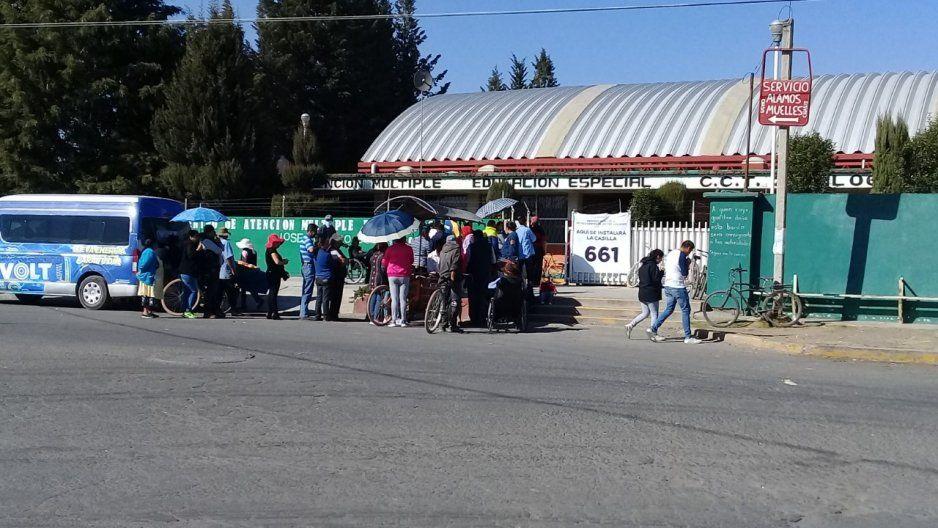 Candidato de Xalmimilulco acusa irregularidades en el proceso
