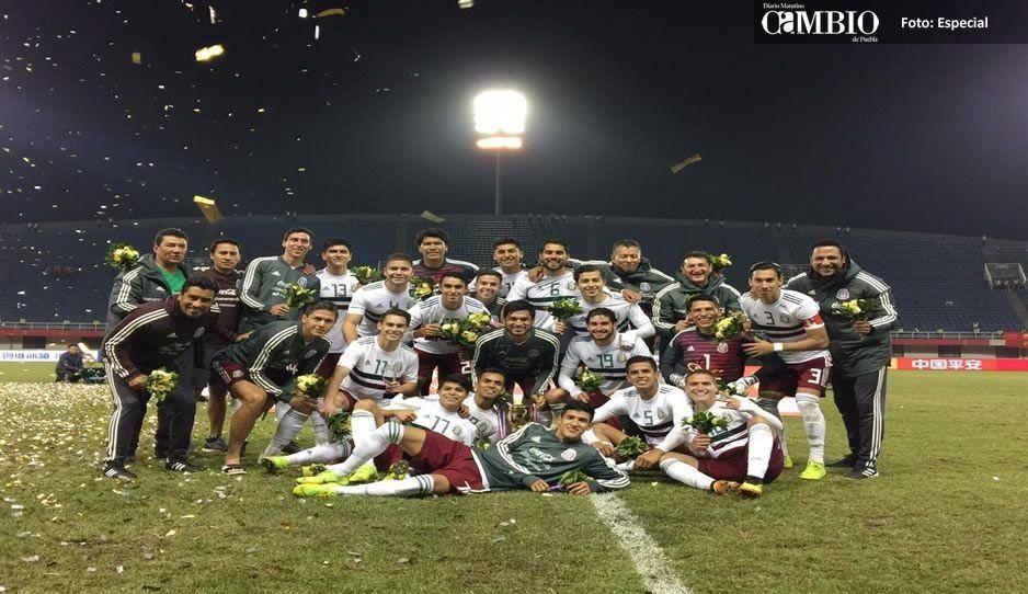 Club Puebla y Lobos cuentan con ocho promesas juveniles para el Tri de Martino