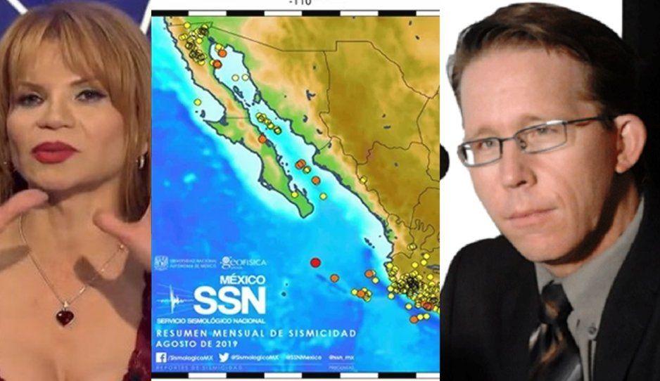 ¡No le creas al científico loco ni a Mhoni Vidente! SSN asegura que los sismos no se pueden predecir