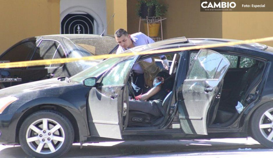 Hallan a dos ejecutados en El Zapotlán, cerca de la carretera La Colorada-Tepexi