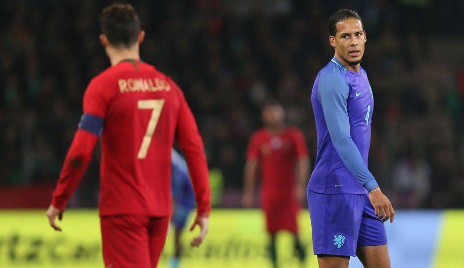 Cristiano Ronaldo no merece el Balón de Oro dice Van Dijk: VIDEO