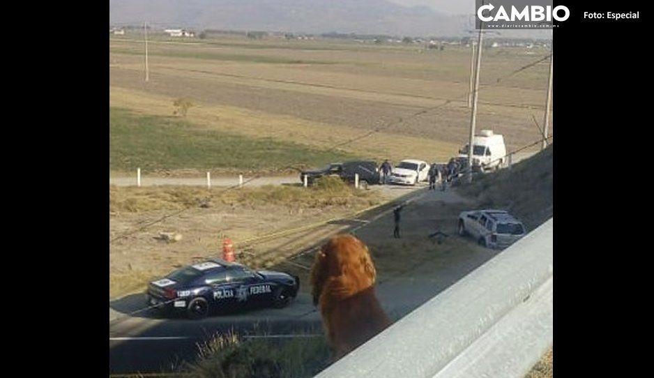 Van tres asaltos en dos días en  la autopista Puebla-Teziutlán