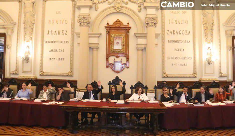 Cabildo avala Ley de Ingresos de 2020 con cinco mil 290 millones