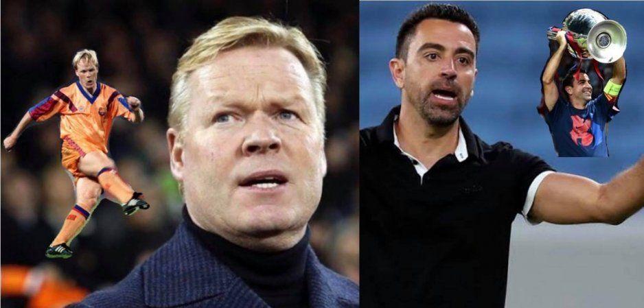 Koeman o Xavi ¿quién te gusta para reemplazar a Valverde?