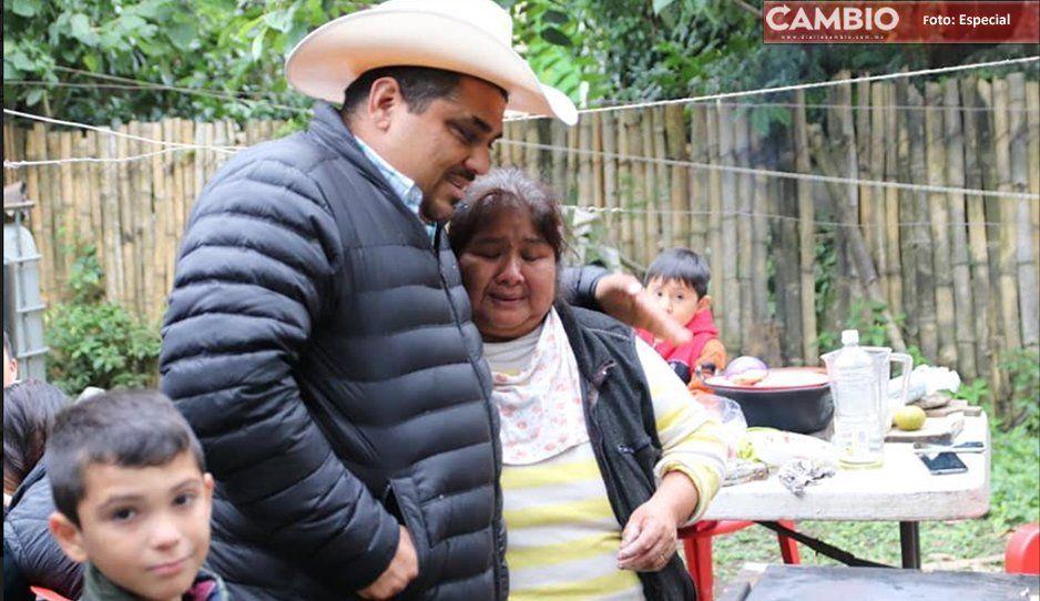 Vicente Valencia confía en que retomarán el mando de las fuerzas policiales en Venustiano Carranza