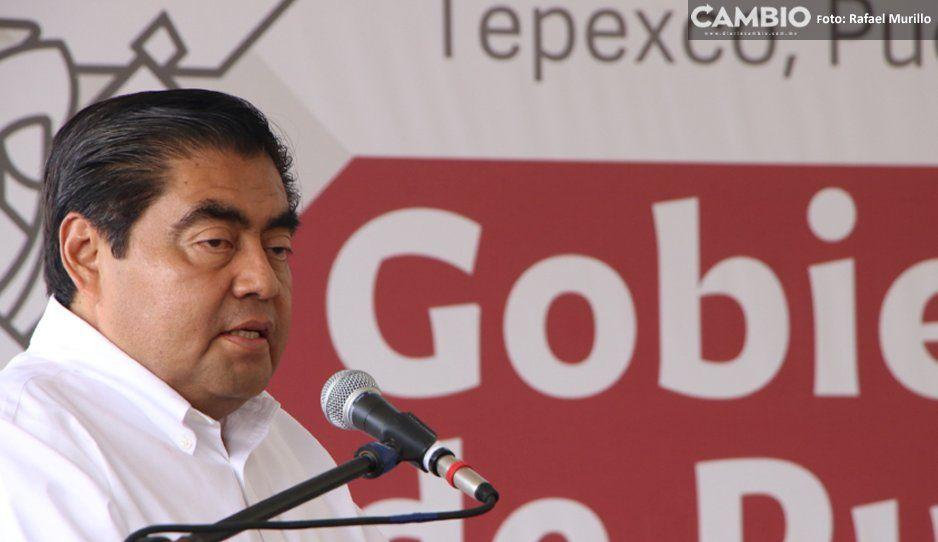 Barbosa auditará los verificentros de Moreno Valle y lanzará licitación para reabrir nuevos (VIDEO)