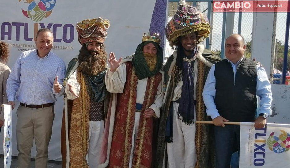 Realizan operativo de Reyes para mantener seguridad en La Alfonsina