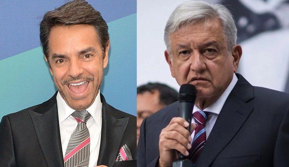 Eugenio Derbez defiende a los mexicanos de AMLO (VIDEO)