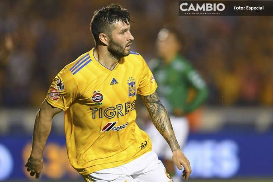 Boca Juniors le coquetea a André-Pierre Gignac