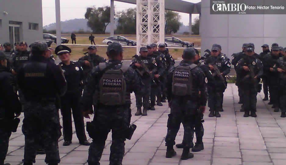 Alcaldesa de Huejotzingo pide apoyo a la Gendarmería para resguardar las elecciones en Xalmimilulco