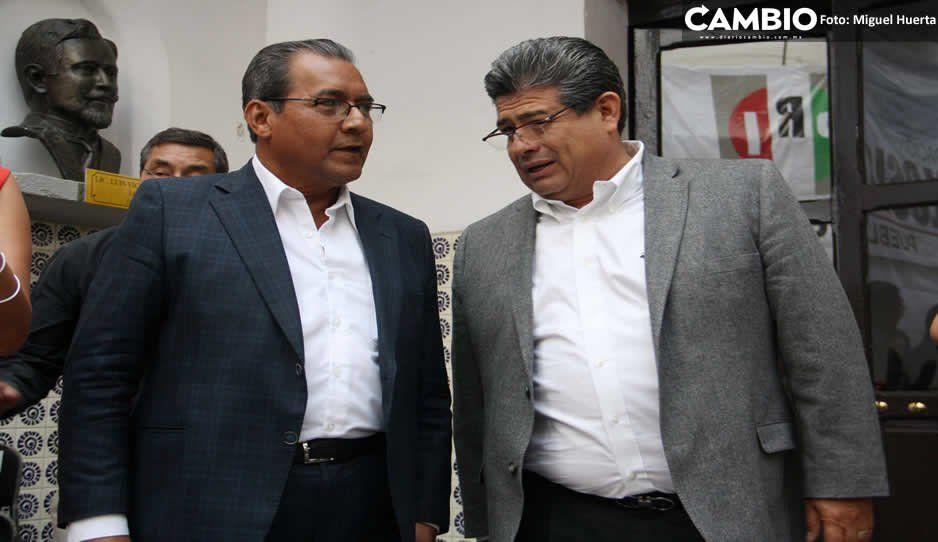 Javier Casique llama a traidores del PRI a recapacitar: Merino los necesita