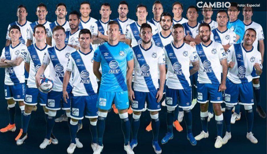 Club Puebla presenta su nueva  playera con un reality show