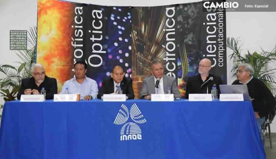 La SSP brinda certeza en materia de seguridad a científicos del INAOE
