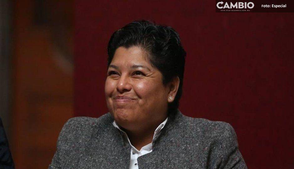 Karina Pérez asegura que pachangón de su informe fue austero (FOTOS)