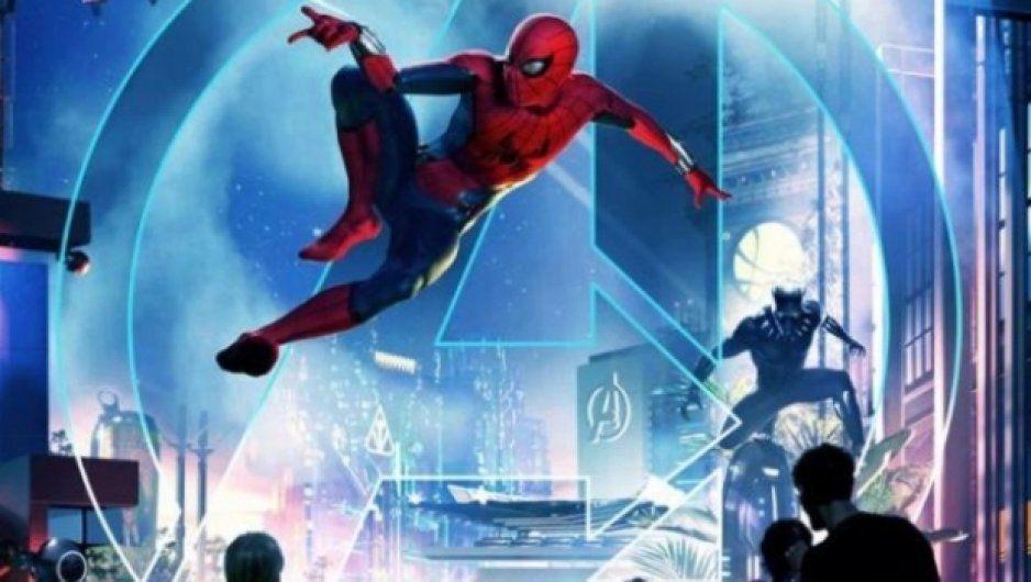 Disney construirá parque de diversiones de Marvel