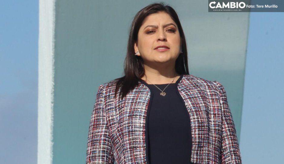 Reconoce Claudia Rivera a Gonzalo Juárez como líder sindical del Ayuntamiento (VIDEO)