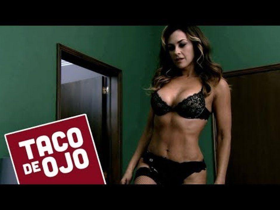 ¡Ay Dios! Aracely Arámbula baila reguetón en lencería de encaje (VIDEO)