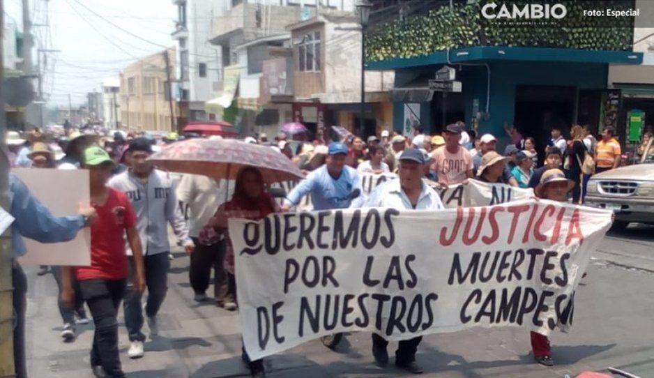 Convocan a marcha por inseguridad  en Tecamachalco