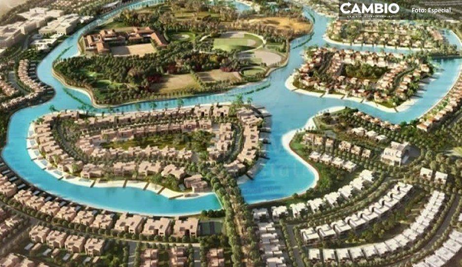 Crystal Lagoons y Cola de Lagarto, en la mira de la Secretaría de Medio Ambiente