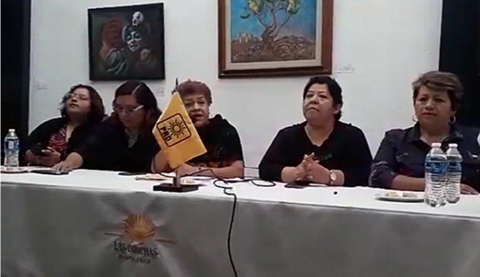 Liliana Luna debe rendir cuentas por ir en contra del matrimonio igualitario: PRD