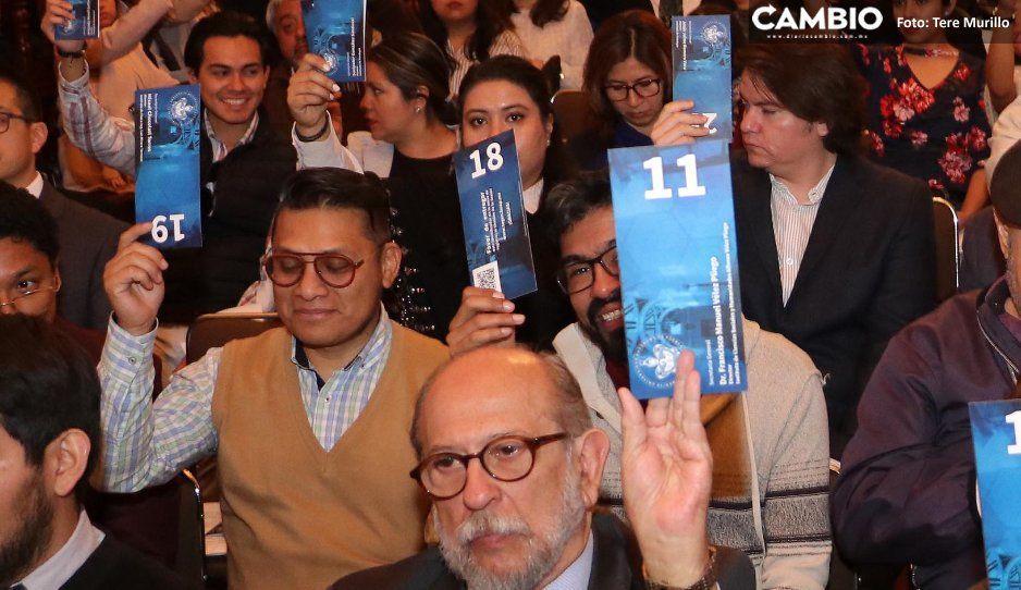 Vélez Pliego condena órgano de control  para la BUAP: es una idea perversa