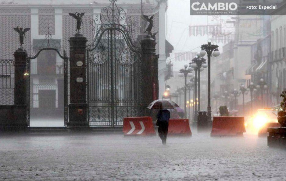 No guardes el paraguas, las lluvias van a continuar