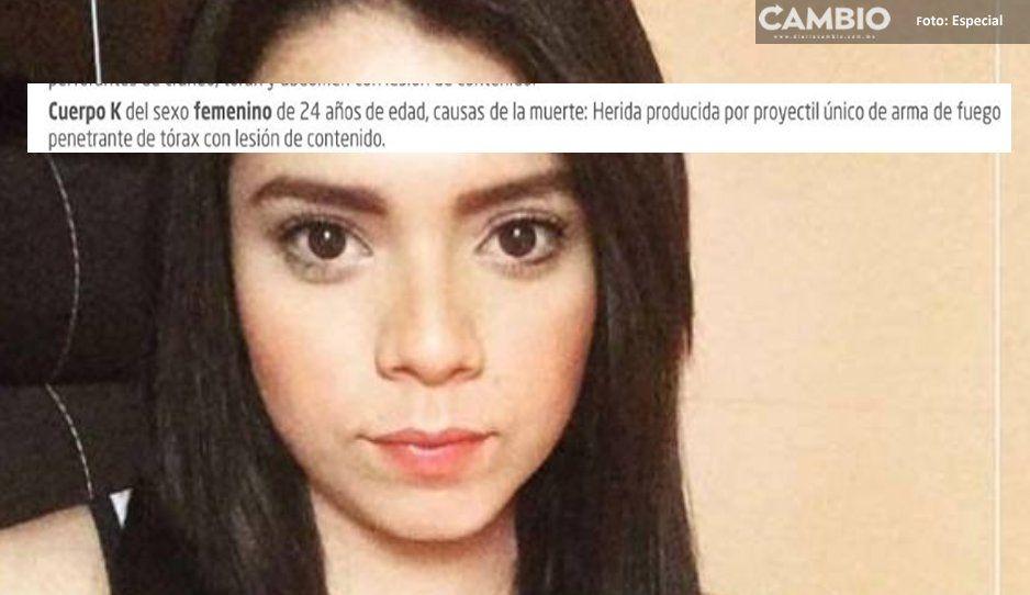 Es oficial: Bastó un solo disparo para quitarle la vida a estudiante de la UVM en Minatitlán