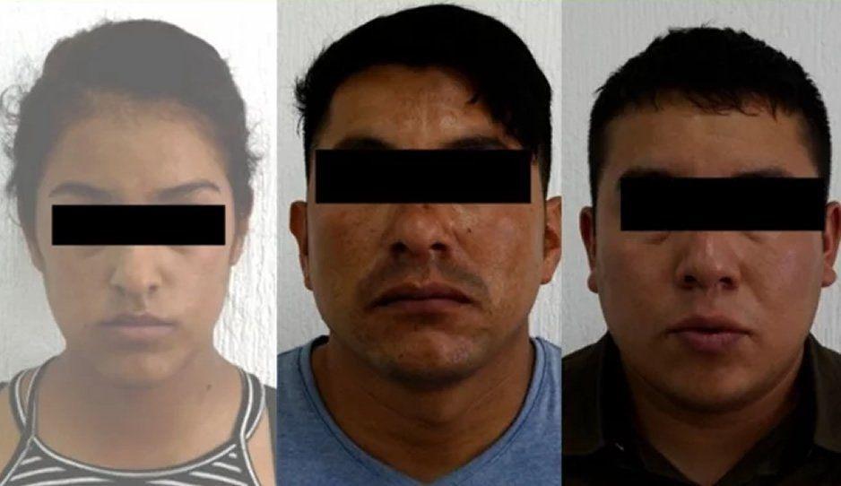 Agentes de la Guardia Nacional de día y secuestradores de noche: cae banda en Edomex