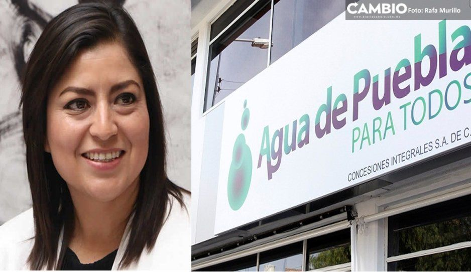 Comuna cancela obras de Agua de Puebla en la capital