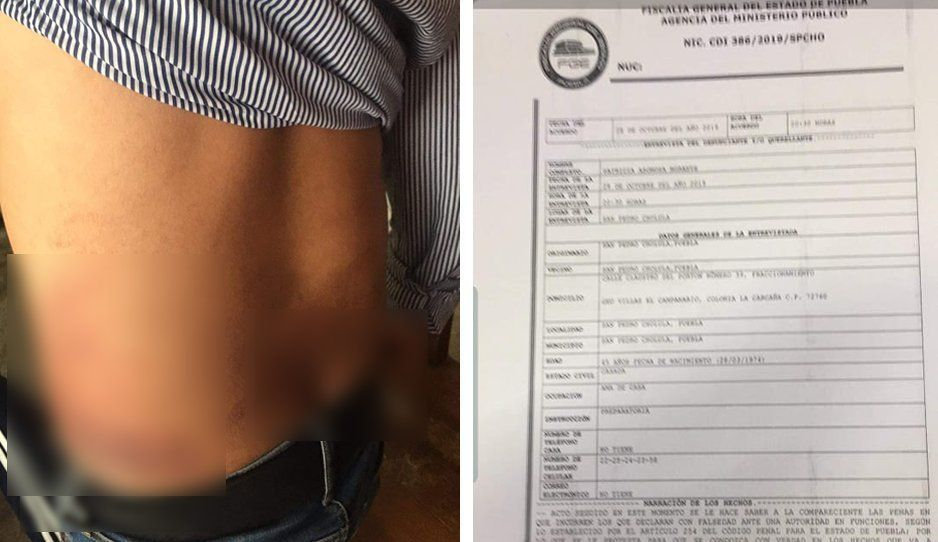 Denuncian penalmente al grupo Deseos en San Pedro Cholula, torturan a los anexados