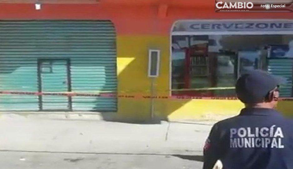 Matan a golpes a menor de 16 años en intento asalto a Danitos en Ciudad Serdán