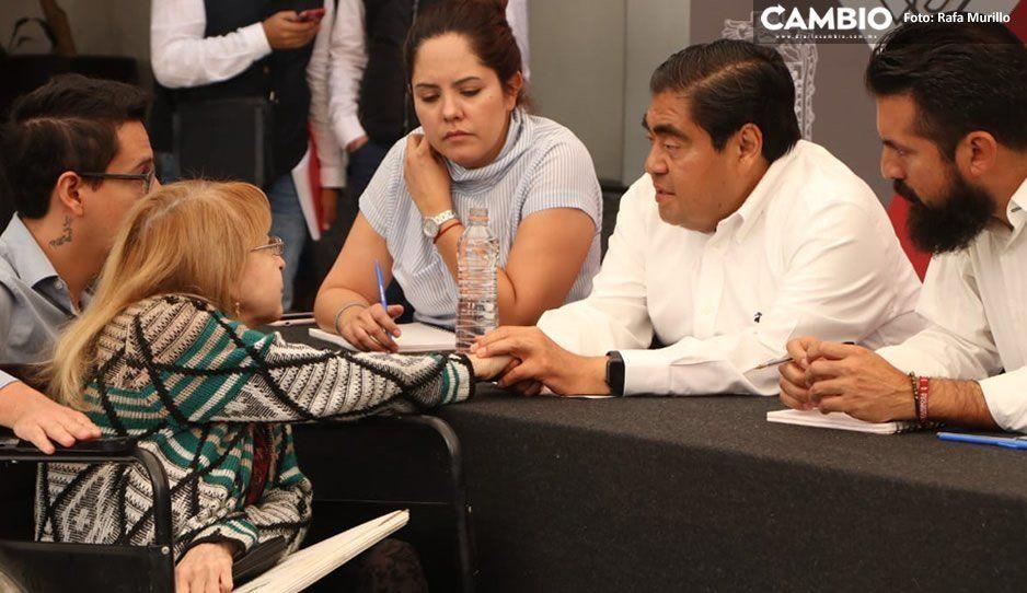Erradicar la pobreza e inseguridad, entre las peticiones a Barbosa en la segunda jornada ciudadana