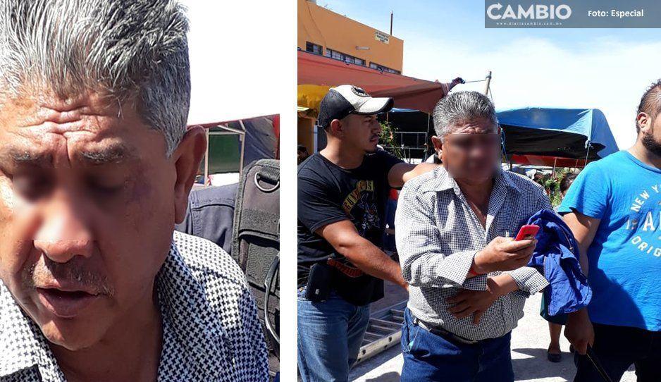 Seguridad Ciudadana le sigue haciendo la chamba a Melitón: detienen a  ladrón en Izúcar