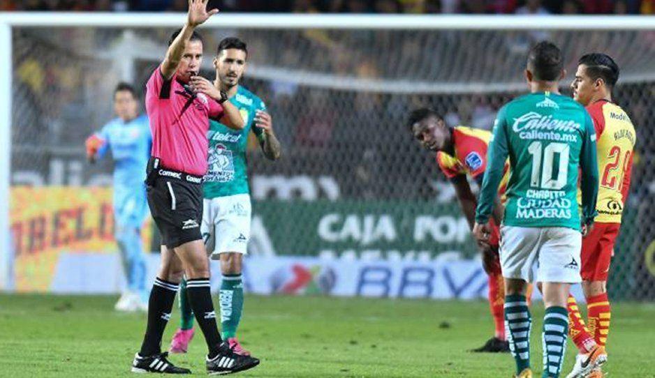 Suspenden partido Morelia vs León por grito Homofóbico
