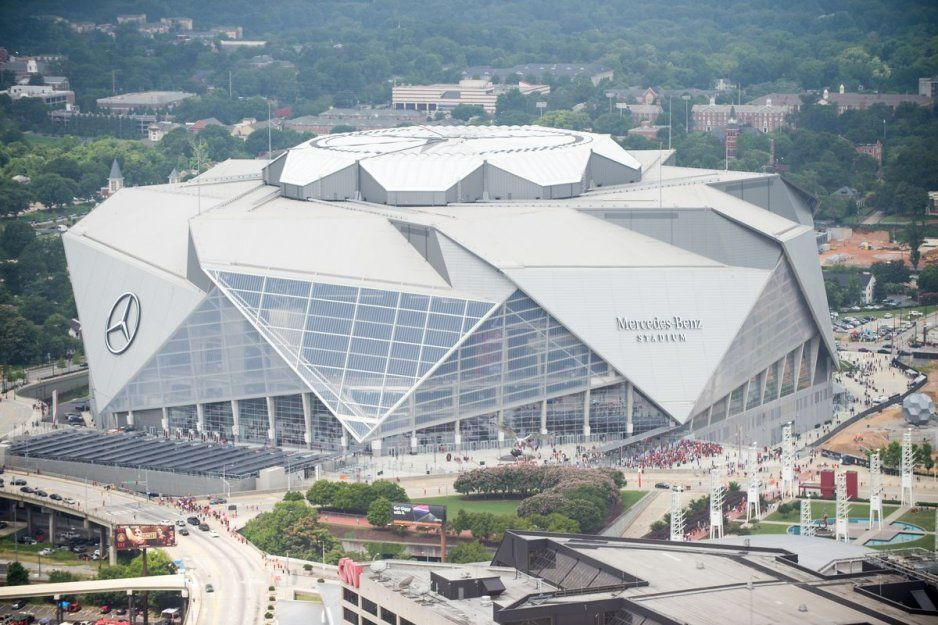 As 237 De Futurista Es El Estadio Donde Se Jugar 225 El Super Bowl