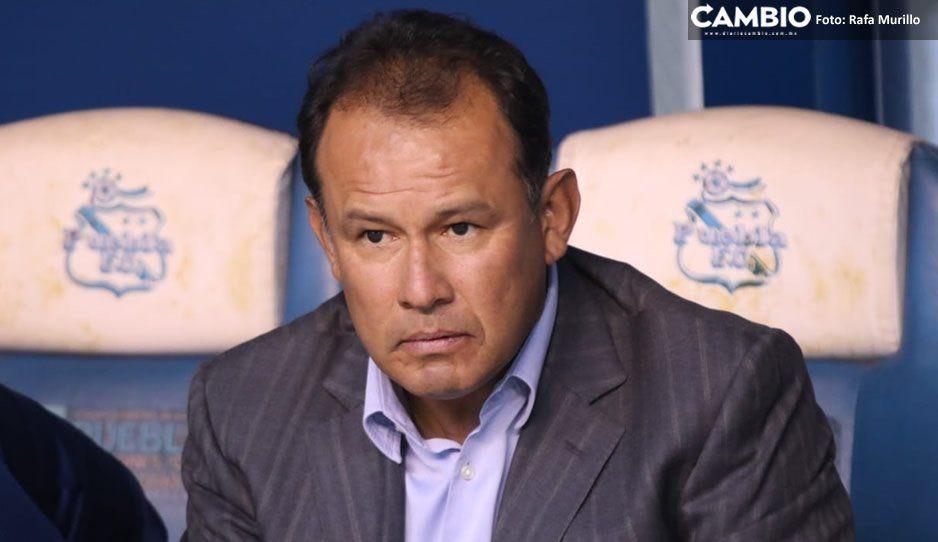 Reynoso acepta que Club Puebla se quedó sin liguilla luego de la derrota ante Atlas