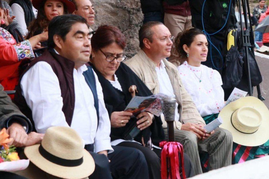 Daremos todo el apoyo para construir un museo de sitio en Atlixco: Guillermo Velázquez
