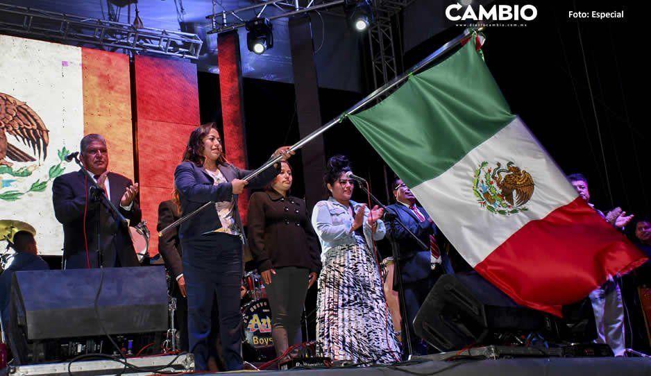 Concluyen con éxito fiestas patrias en el municipio de Cuautlancingo
