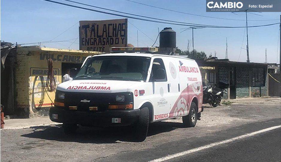 Quedan en libertad paramédicos de Texmelucan tras tres días detenidos en Tlaxcala
