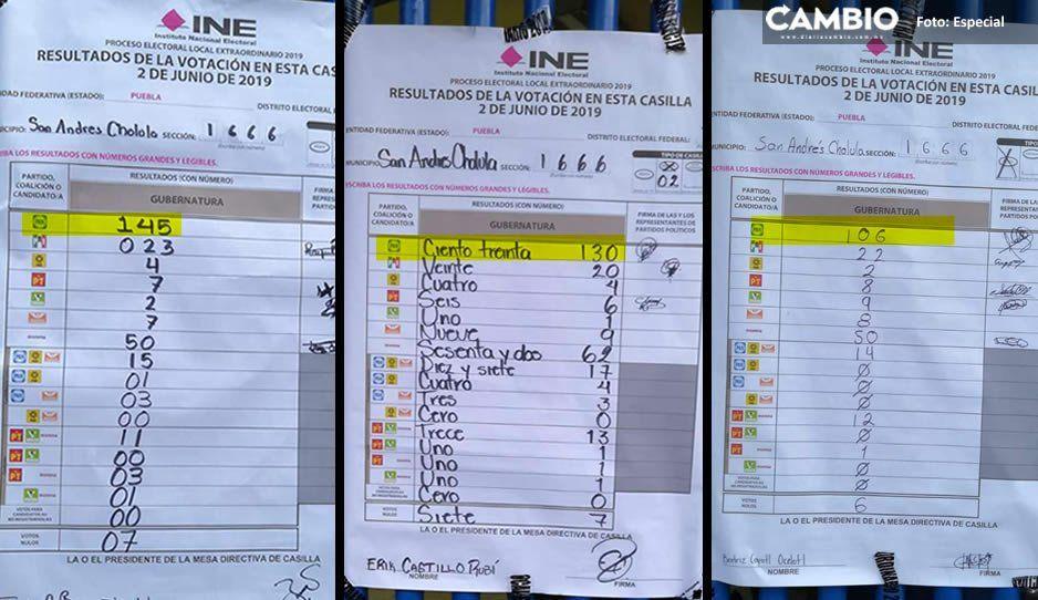 ¡Qué vergüenza! Ni juntas, Karina Pérez y la diputada Tonantzin lograron ganar en su sección