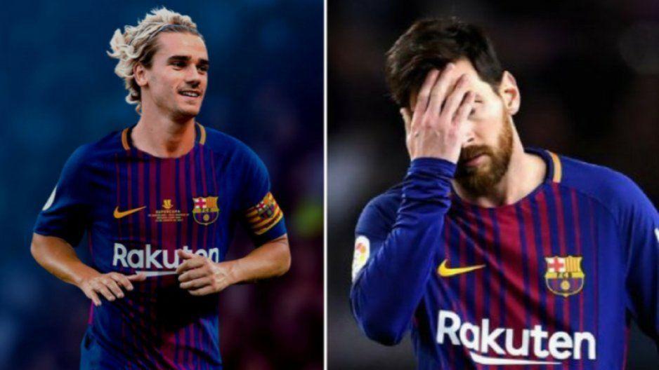 ¡Se acabó la novela! Barcelona ya pagó al Atlético de Madrid la cláusula de Griezmann