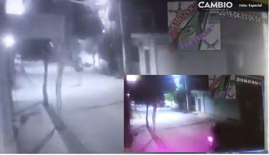 Mientras el alcalde usa patrullas para cuidar sus negocios, asaltan a mujeres en Chachapa