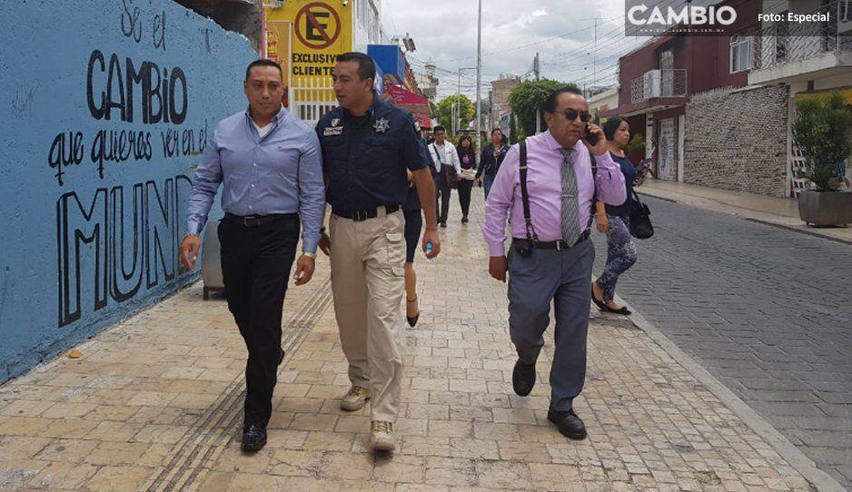 Instalarán 100 botones de pánico en 50  calles de Tehuacán: Policía Municipal