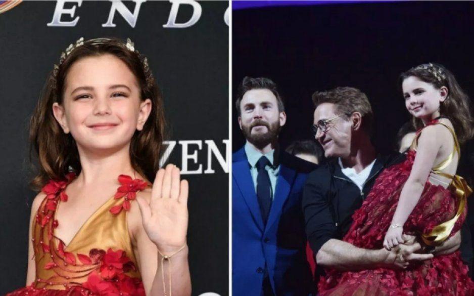 Lexi Rabe de Avengers Endgame denuncia en redes acoso de fans