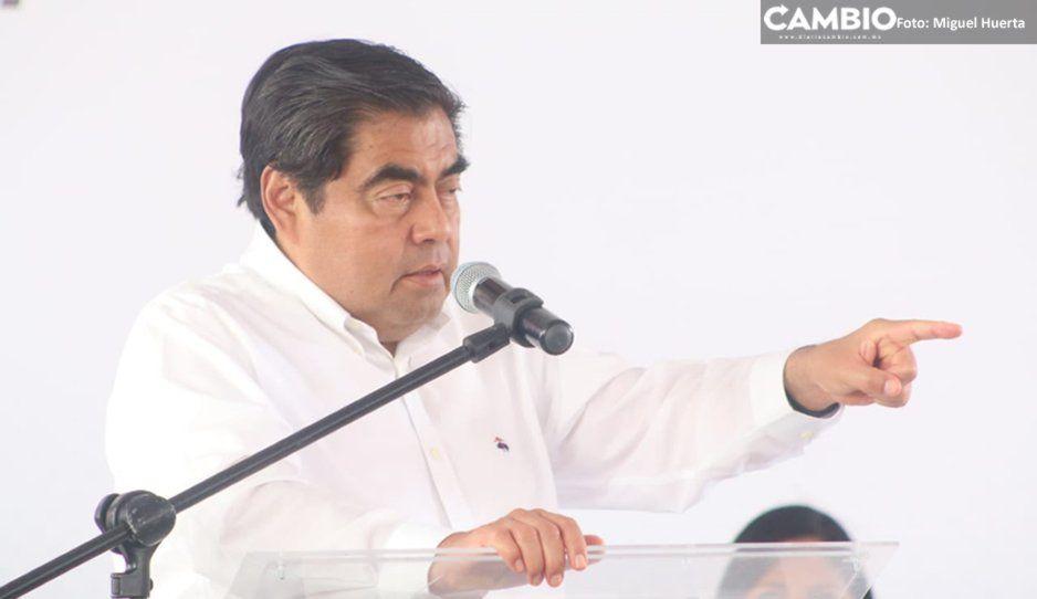 Soriano está en su derecho de manifestarse aunque haga el ridículo con cuatro personas: Barbosa (VIDEO)