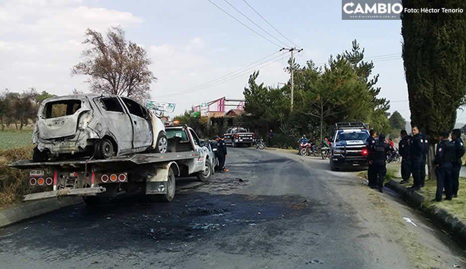Primer linchado del año: Pobladores de Chiautzingo golpean a ladrón de autos hasta matarlo