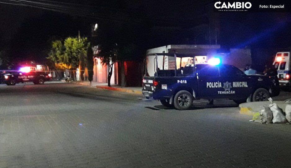Comando ejecuta a un carpintero  en la colonia México, de Tehuacán