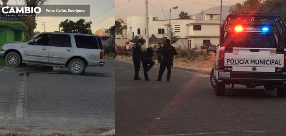 Balacera deja un muerto, dos heridos y un hombre 'levantado' en Acatzingo